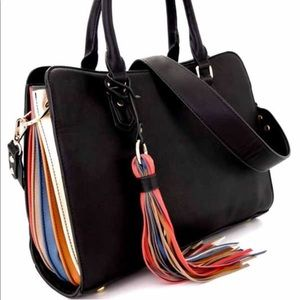 Business Tassel Bag